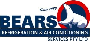 BEARS Refrigeration & Air Conditioning 1989 Logo