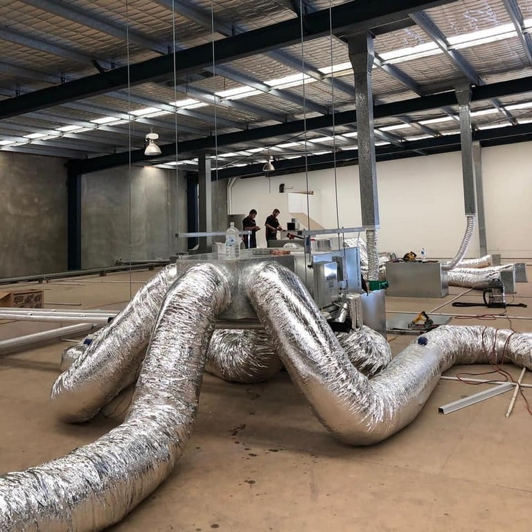 Commercial ducted air conditioning Brisbane