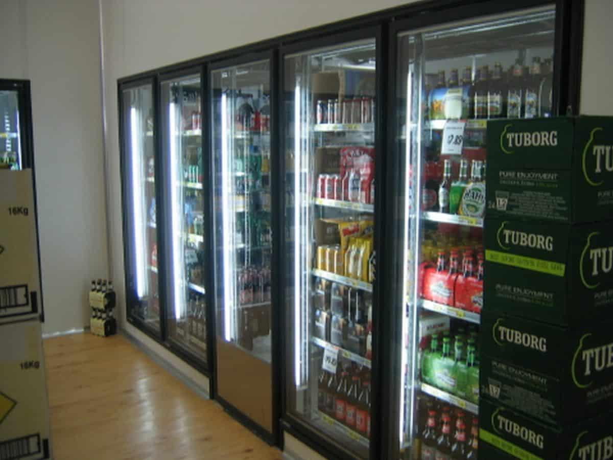 Bears Refridgeration - coldroom installation-Bear Refrigeration