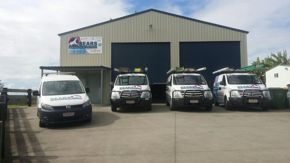 Commercial cold rooms and freezer rooms install and repairs